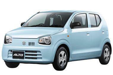 Suzuki представила восьмое поколение модели Alto — эталон бюджетного авто
