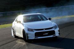 Новость о Toyota Mark II