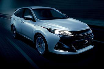 Автомобили получили аксессуары из линейки Toyota G Sports