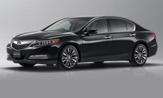 Honda отложила выпуск новой Legend для рынка Японии из опасений за качество автомобиля