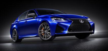 Lexus представил спортивный седан GS F