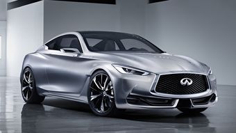 Ожидается, что при помощи Q60 Инфинити намерена побороться за потенциальных клиентов с такими автомобилями, как BMW 4-Series, Audi A5, Cadillac ATS и Lexus RC.