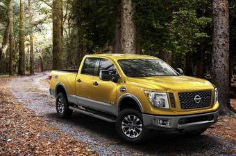 Titan XD можно будет заказать с различными вариантами размера кабины и длиной грузовой платформы. Кроме того, клиенты Nissan смогут выбрать из нескольких комплектаций, отличающихся оснащением и типом привода.