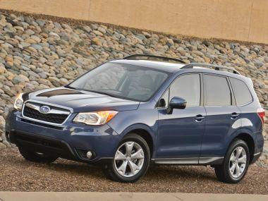 Цена четырех моделей Subaru вырастет на 13%