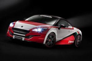 Компании Peugeot и Bimota выпустили специальную версию купе RCZ R