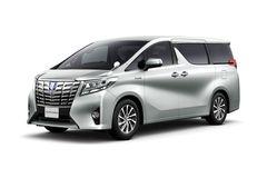 Новость о Toyota Vellfire