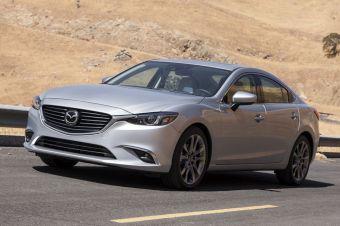 Начальная версия Mazda6 теперь стоит от 1 060 000 руб. — на 111 000 руб. дороже, чем раньше. Обновленный CX-5 в базовом исполнении обойдется в 1 180 000 руб. (+134 000 руб. по сравнению с дорестайлингом).