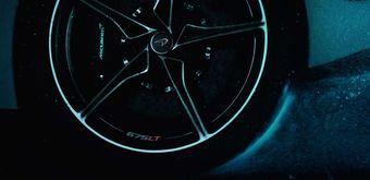 Автомобиль получит название 675LT — число 675 равно отдаче 3,8-литрового V8 с двумя турбонагнетателями, а литеры LT — отсылка к суперкару McLaren F1 GTR, который прославился участием в 24-часовой гонке в Ле-Мане.