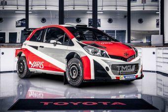 Разработкой гоночного автомобиля на базе хэтчбека Yaris занимается немецкое спортивное подразделение компании — Toyota Motorsport GmbH. Известно, что автомобиль оснащен 1,6-литровым турбомотором.