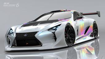 Виртуальный спорткар является очередной вариацией на тему концепта LF-LC, который Лексус впервые показал в Детройте в 2012 году.