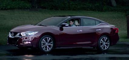 Nissan показал первые фотографии нового поколения Maxima