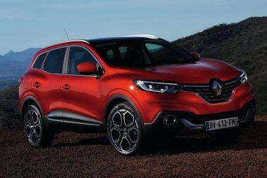 Компания Renault представила кроссовер Kadjar