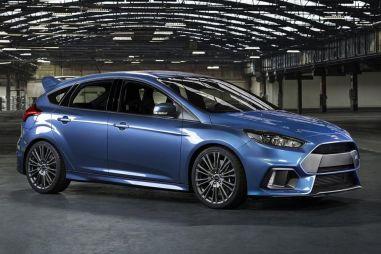 Хот-хэтч Ford Focus RS нового поколения оснастили полным приводом