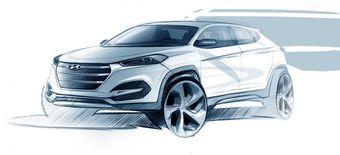 Ожидается, что Tucson станет глобальной моделью бренда и заменит в нынешней линейке модель ix35.