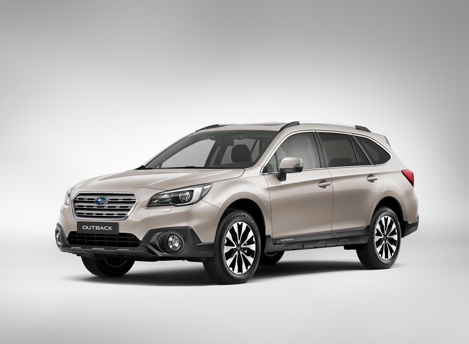 Смотреть Премьера нового Subaru Outback состоится в Нью-Йорке видео