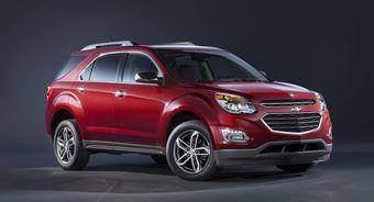 В североамериканской линейке Chevrolet кроссовер Equinox находится на одну ступень выше модели Trax, аналог которой известен на российском рынке под названием Opel Mokka.