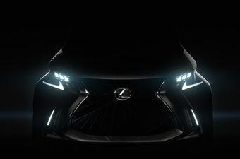 Концепт-кар LF-SA может стать предвестником самой компактной и доступной модели в линейке Lexus.