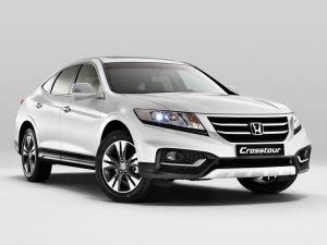 Honda прекратит продажи Crosstour в России