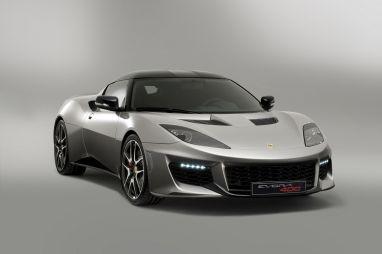 Lotus представил самую мощную модель в своей истории