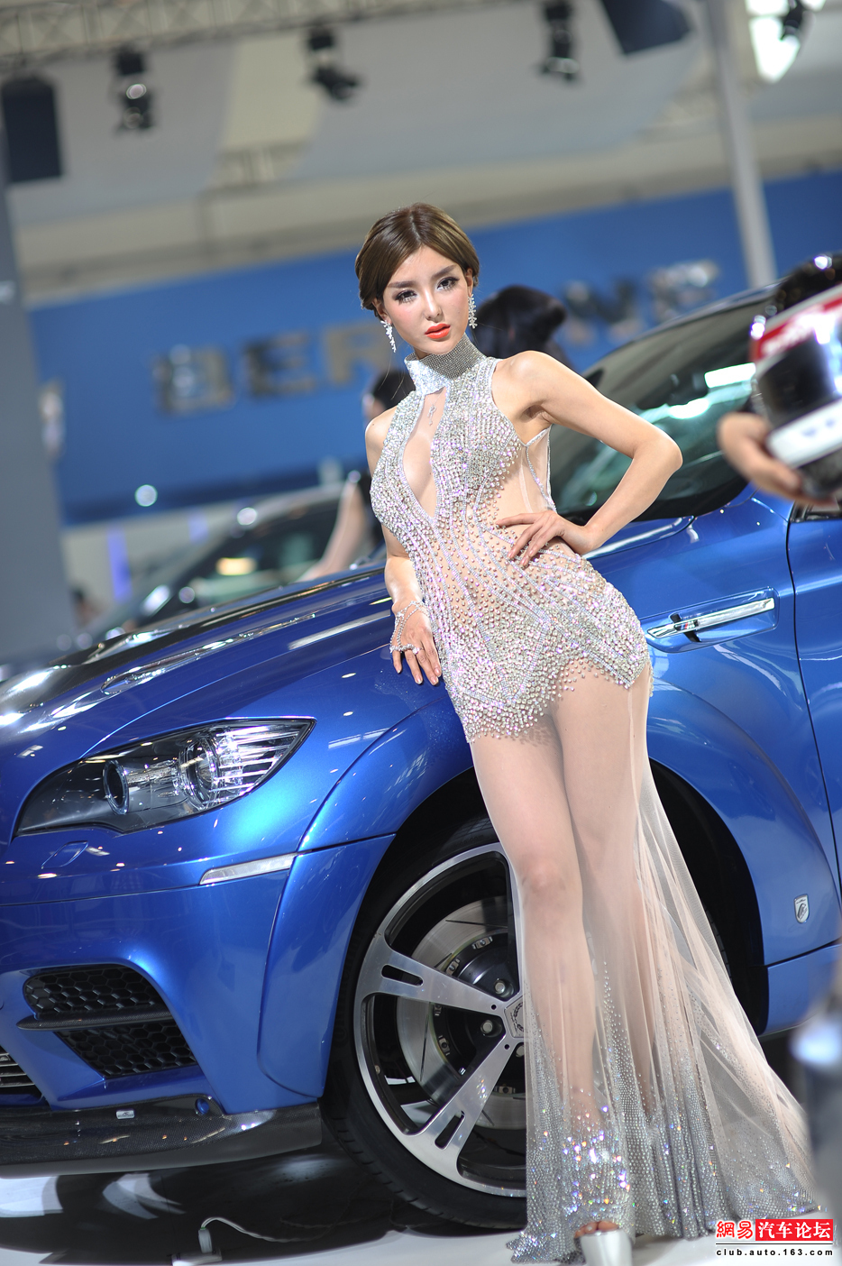 Japan car show model girls amatuer girl pictures