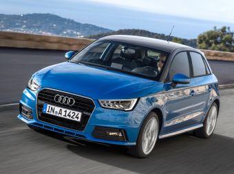 В Европе A1 в базовом варианте будет оснащаться трехцилиндровыми моторами, но в РФ доступны только два четырехцилиндровых двигателя TFSI с наддувом и прямым впрыском топлива объемом 1,4 и 1,8 литра.