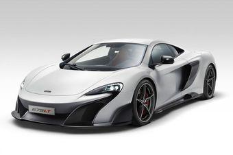 Сниженный вес и возросшая мощность позволили улучшить динамику спорткара — McLaren 675LT способен разогнаться до первой «сотни» за 2,9 секунды.