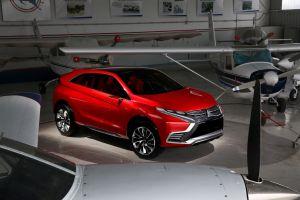 Mitsubishi рассказала про концепт переднеприводного кроссовера  XR-PHEV II