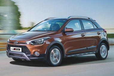 Hyundai оснастил хэтчбек i20 внедорожными аксессуарами