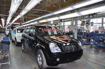 Создание представительства займет около трех месяцев. В течение этого срока поставок новых автомобилей SsangYong не будет.