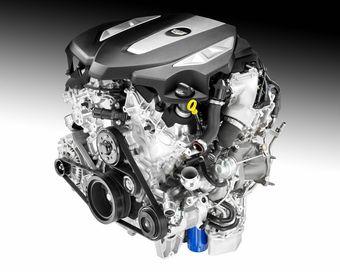Примечательно, что атмосферной версии нового трехлитрового V6 не будет — агрегат изначально спроектирован под применение наддува.