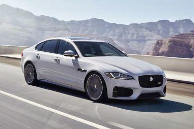 Jaguar XF нового поколения на 75% состоит из алюминия