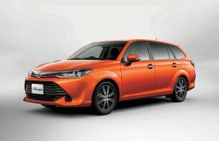 Toyota обновила седан Corolla Axio и универсал Corolla Fielder