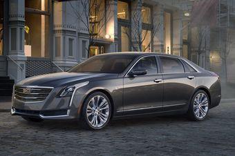 По своим габаритам новинка от Cadillac получилась сопоставимой с седанами BMW 7-Series, Audi A8 и Mercedes-Benz S-Class. При этом весит новая машина 1678 кг — меньше, чем седаны бизнес-класса BMW 5-Series и Mercedes-Benz E-Class.