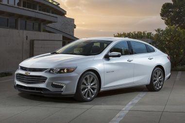 Chevrolet Malibu нового поколения оснастили 1,5-литровым турбомотором