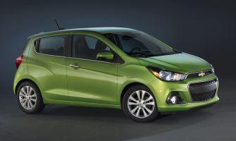 Новый Chevrolet Spark оснастили 1,4-литровым мотором