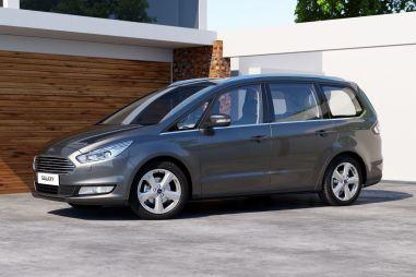 Новое поколение минивэна Ford Galaxy представлено официально