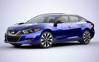 Nissan Maxima нового поколения: 300-сильный «атмосферник» и вариатор
