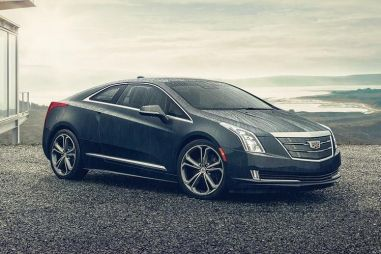 Cadillac обновил гибридное купе ELR