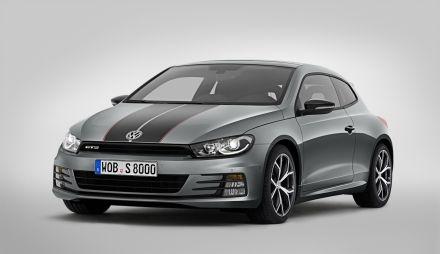 Volkswagen привезет в Шанхай новый Scirocco GTS