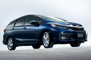 В Японии состоялась премьера нового Honda Shuttle