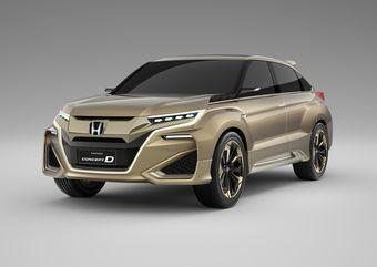 Honda решила сделать для Китая особый кроссовер, который станет самой популярной моделью бренда на местном рынке.