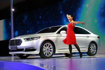 Производство автомобиля стартует в этом году на китайском совместном предприятии Changan Ford.
