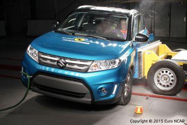 Европейцы испытали на безопасность Renault Espace, Suzuki Vitara, Fiat 500X и Mazda 2