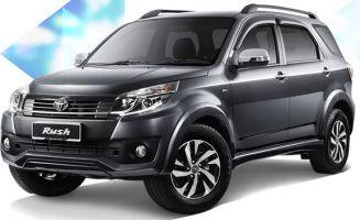 Toyota обновила модель Rush для Малайзии и Индонезии