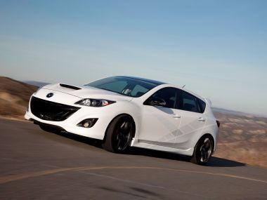 Mazda покажет в этом году «тройку» нового поколения в версии MPS