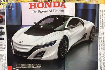 Honda S1000 станет более мощным вариантом уже существующего мини-спорткара S660, а возрожденная модель S2000 составит конкуренцию Porsche.