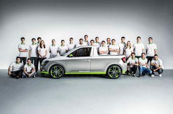 Необычный прототип покажут в мае на тюнинг-фестивале Volkswagen.