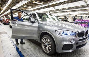 По итогам 2014 года продажи BMW в России сократились до 35 504 единиц (-16%), а в первые три месяца 2015 года — до 8334 машин (-14%).