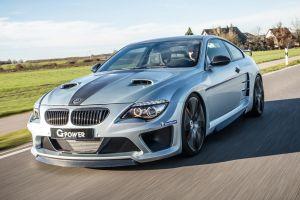 Ателье G-Power собрало для клиента из ОАЭ 1001-сильную версию BMW M6