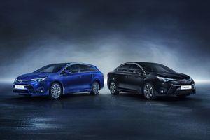 Обновленная Toyota Avensis получила два дизеля разработки BMW